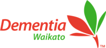 Dementia Waikato Logo